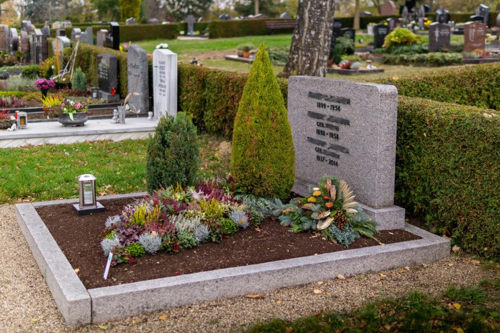Friedhofsgartnerei Garten Gluck Bretten Grabpflege